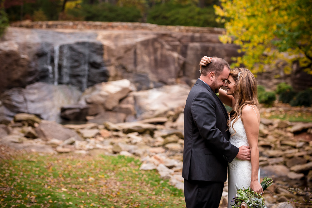Wedding at The Rock Quarry | Larkin's | Greenville | Julia + Brian