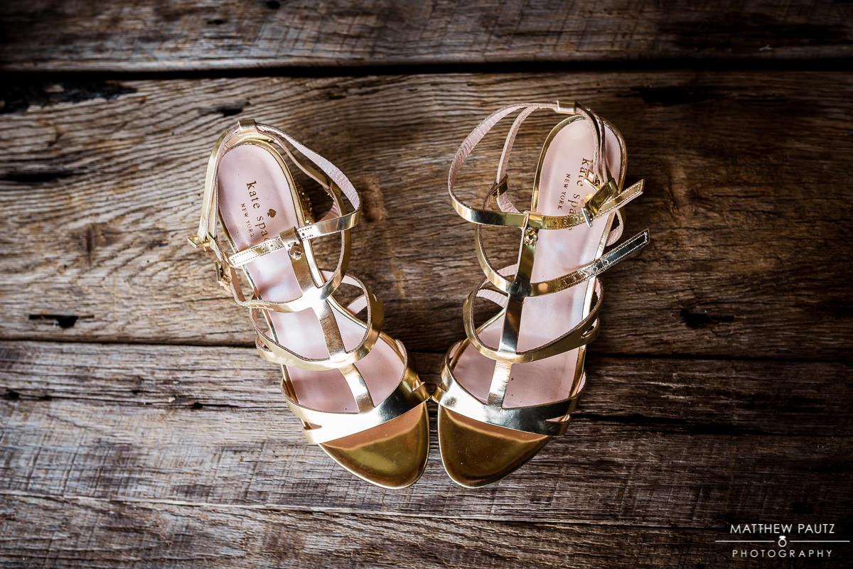 Wedding Shoes - Grand Highlands at Bearwallow Mountain Wedding Photos