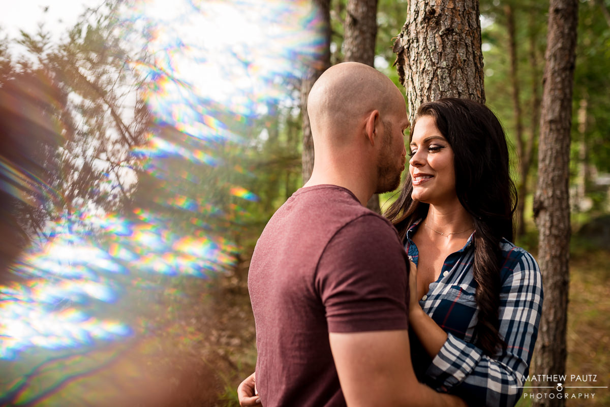 Caesar's head engagement photos | Greenville Engagement Photographers