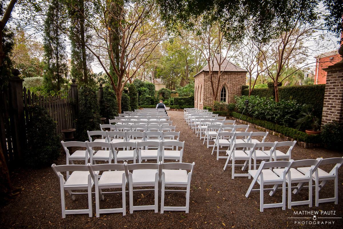 Downtown Charleston Wedding Photos