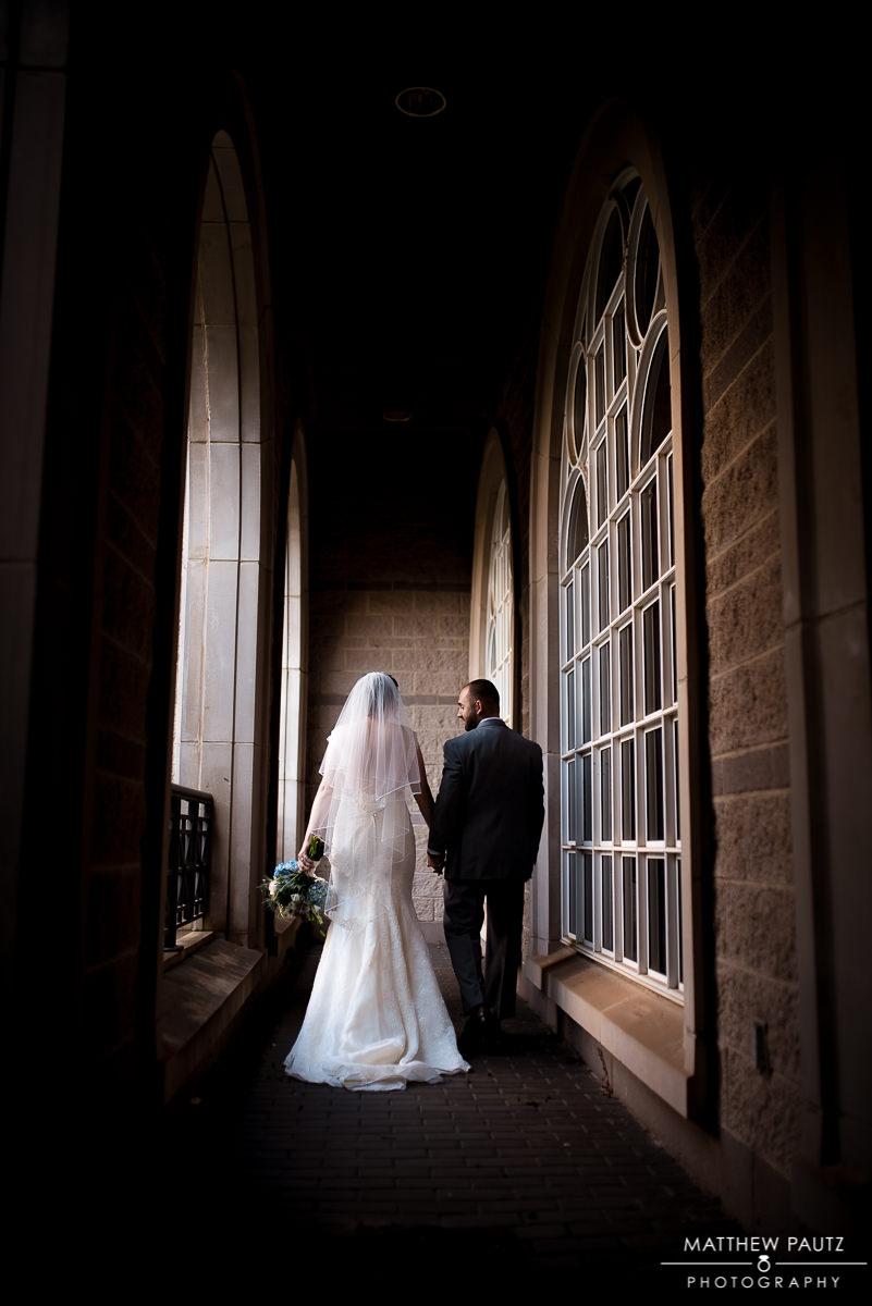 Saint George Greek Orthodox Cathedral wedding photos