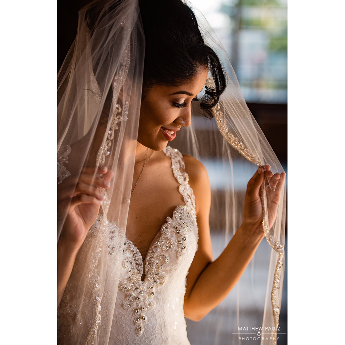 Wedding and bridal photos at Revel in Greenville SC