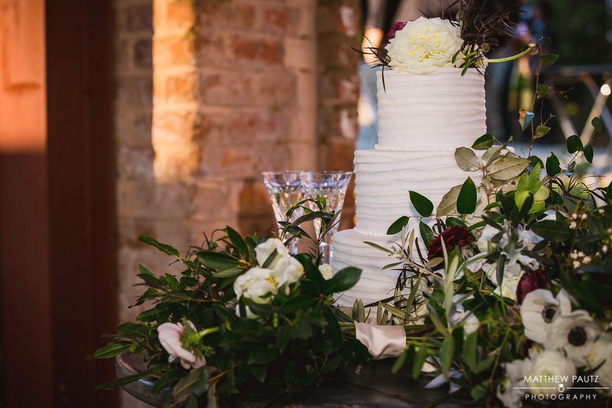 Wedding Cake in Greenville SC